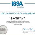SAVEPOINT is now a proud member of ISSA
