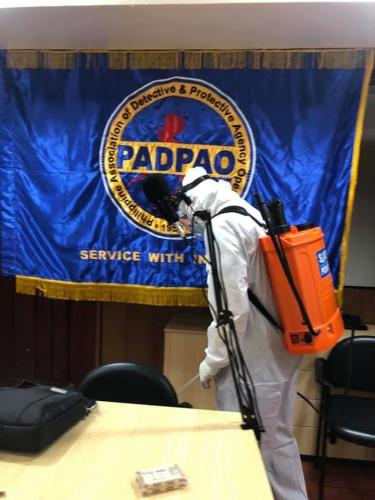 PADPOA INCORPORATED SECURITY AGENCY