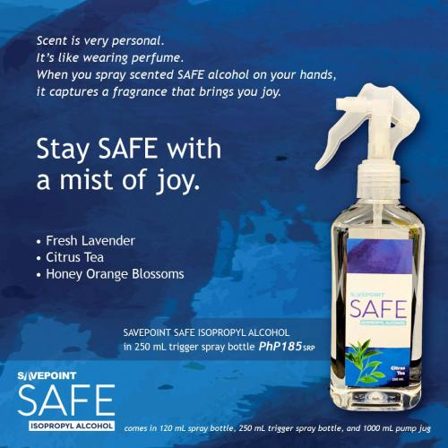 SAFE 250mL Citrus Tea